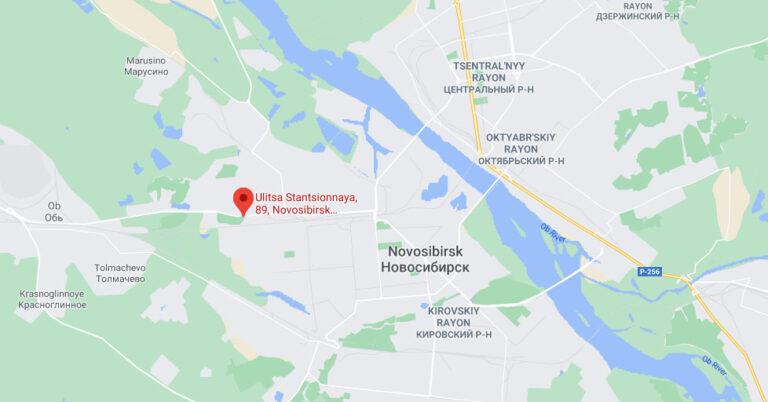 Клининговая компания на карте google